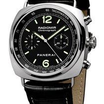 Panerai Radiomir Chronograph Steel 45mm Black Arabic numerals United States of America, Florida, Sunny Isles Beach