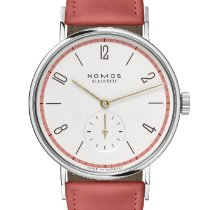 NOMOS Women's watch Tangente 33 32.8mm Manual winding new Watch with original box and original papers 2019