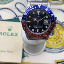 Rolex GMT-Master Steel 40mm Black No numerals United States of America, Florida, Miami
