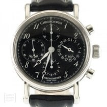 Chronoswiss CH 7523 Steel 1999 38mm pre-owned