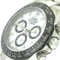Rolex Daytona Steel 40mm Black United States of America, Georgia, Atlanta