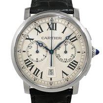 Cartier Rotonde de Cartier Acero 40mm Plata