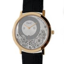 Piaget GOA39110 Rose gold Altiplano 38mm pre-owned