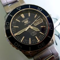 Seiko SNZH53k1 Steel 5 Sports 42mm