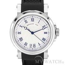 브레게 (Breguet) Breguet Marine 5817ST125V8 Automatic Watch (NEW)
