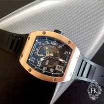 Richard Mille Rose gold 38mm Automatic RM005 AE PG pre-owned United Kingdom, London