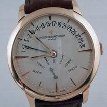 Vacheron Constantin Patrimony Bi-Retrograde Day & Date 18K...
