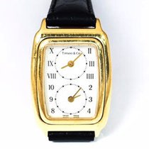 Tiffany Yellow gold Quartz L203 pre-owned