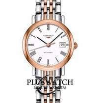 Longines Elegant  Collection 25,5mm Pink Gold Automatic T