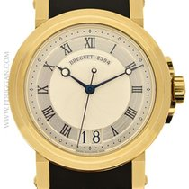 Breguet 18k yellow gold Marine