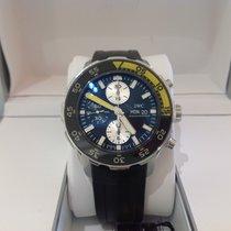 IWC Aquatimer Chronograph Full Set 2010