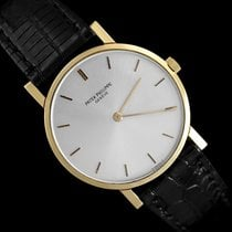"Patek Philippe 1965 Vintage Mens Midsize ""Ultra Thin""..."