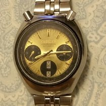 Citizen Vintage Citizen Bullhead Gold Dial Men's 23 Jewels...