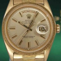 Rolex DayDate 1807 Chronometer 36mm 18k Yellow Gold