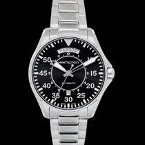 Hamilton Khaki Pilot Day Date H64615135 new