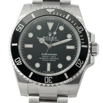 Rolex Submariner (No Date) Steel 40mm Black