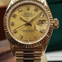 Rolex Lady-Datejust nouveau 26mm Or jaune