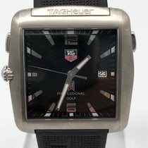 TAG Heuer Professional Golf Watch occasion Acier