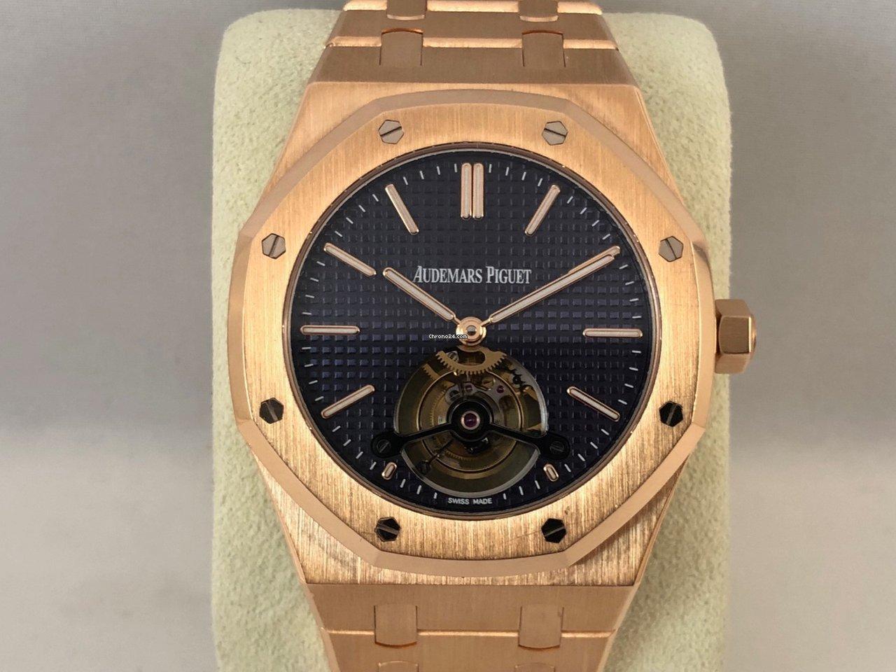 Spiksplinternieuw Audemars Piguet horloges - Alle prijzen voor Audemars Piguet ZI-04