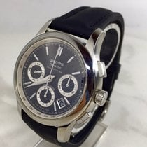 Wempe Chronograph 42mm Automatic 2007 pre-owned Black