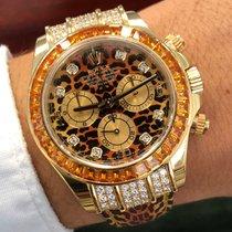 Rolex 116598 SACO Or jaune Daytona 40mm