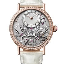Breguet 38mm Remontage automatique 2019 nouveau Transparent