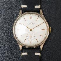 Cortébert 37,5mm Handaufzug 1960 gebraucht