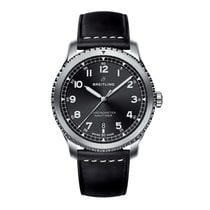Breitling 41mm Automatic 2018 new Navitimer 8 Black