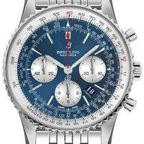 Breitling Navitimer 01 (46 MM) Steel 46mm Blue United States of America, Florida, Boca Raton