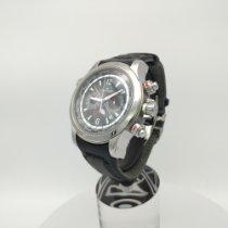 Jaeger-LeCoultre Master Compressor Extreme World Chronograph подержанные 46mm Черный Хронограф Дата GMT/две час.зоны