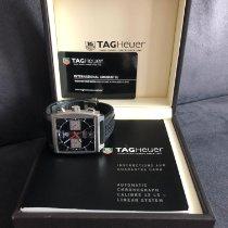 TAG Heuer Monaco Calibre 12 Staal 39mm Zwart Nederland, Barendrecht