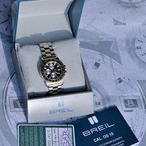 Breil Chronograph 39mm Quartz pre-owned Black