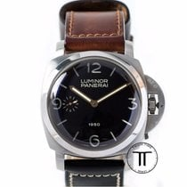 Panerai Special Editions Stål 47mm Sort Arabertal