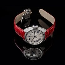 Cartier Clé de Cartier 35mm Silver United States of America, California, San Mateo