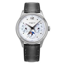 Montblanc Steel Automatic Silver 40mm new