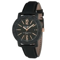 Bulgari Bulgari Carbon 40mm Black