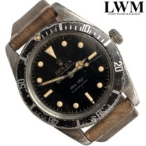 Rolex 5508 Staal 1958 Submariner (No Date) escluso corona 37mm tweedehands
