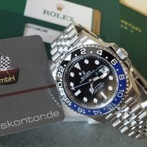 Rolex GMT-Master II 116710BLNR LC 100 Deutsch  BATMAN Optik 126710 BLNR 2019 neu