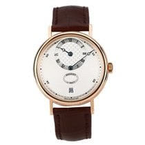 Breguet Rose gold 35.5mm Automatic REF.5187/4870T pre-owned