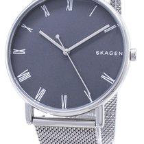 Skagen Steel 40mm Quartz SKW6428 new