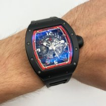 Richard Mille RM 030 Carbono 50mm Transparente Árabes