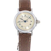 Breguet White gold 35.5mm Automatic 3400 pre-owned