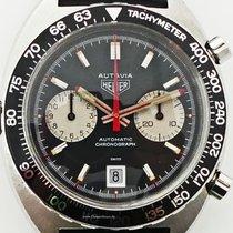 Heuer 1163V 1972 pre-owned