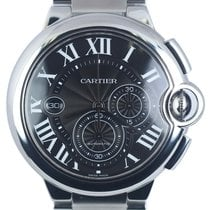 Cartier Ballon Bleu 44mm W6920077 pre-owned