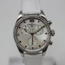 Certina DS-8 Steel 34.5mm Mother of pearl