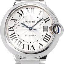 Cartier Ballon Bleu 36mm Сталь 36mm