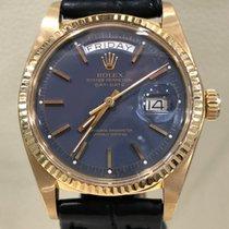 Rolex Day-Date 36 Oro amarillo 36mm Azul Sin cifras España, Madrid
