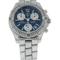 Breitling Colt Chronograph Steel 38mm Blue United States of America, Florida, Sarasota