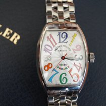 Franck Muller Color Dreams Steel United States of America, Pennsylvania, Pittsburgh, Pennsylvania