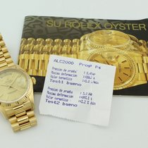 Rolex Oyster Perpetual Day-Date Full 18K Gold 18038